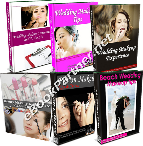 Product picture How to Apply Wedding Makeup Tutorial Manual + Video Clip