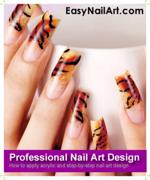 Product picture How to Apply Nail Art Designs like Professionals Manual